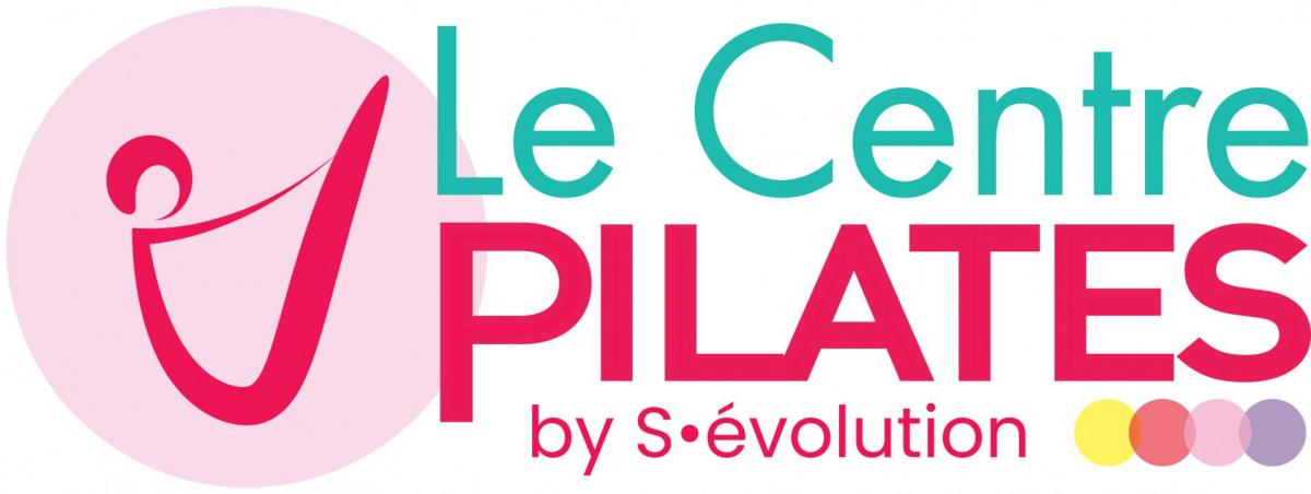 Logo le centre pilates by s evo